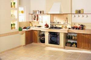 Плитка для кухонь